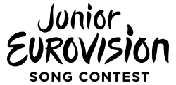 The Junior Eurovision Song Contest logo used between 2008–2014