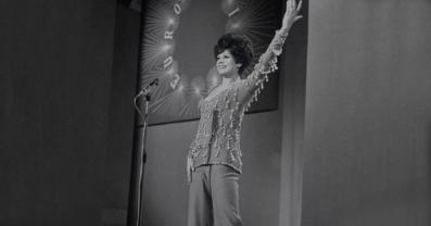 Salomé from Spain was one of the four winners of the legendary 1969 Eurovision Song Contest..jpg