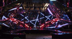 il palco dello Junior Eurovision Song Contest