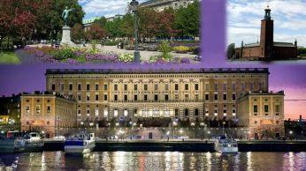 Skeppskajen vid slottet, Kungsträdgården och Stadshuset blir tre av festplatserna under Eurovision Song Contest 2016
