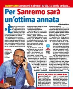 TV Sorrisi e Canzoni N.50 - 10 Dicembre 2016