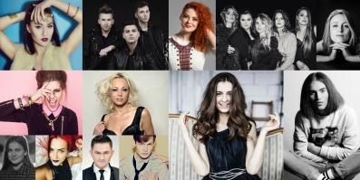 seconda puntata dell'Eurovizija 2017. Nacionalinė atranka.jpg
