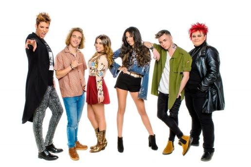 6 candidatos de 'Objetivo Eurovisión'.jpg