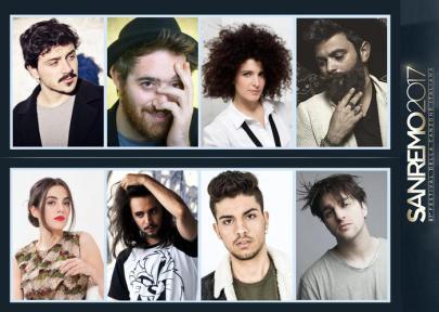 Musica: Nuove Proposte in gara a Sanremo 2017