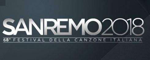 Sanremo 2018 - Logo Ufficiale