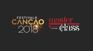 RTP Festival da Canção - MasterClass Antena1SPA