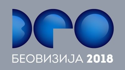 Beovizija 2018, logo foto