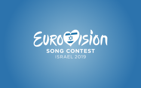 Preliminary logo of the 2019 Eurovision Song Contest, ahead of the host city revelation