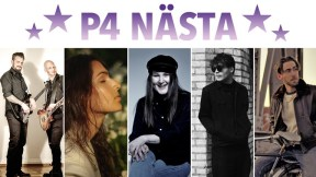 Finalisti P4 Nästa Göteborg 2019