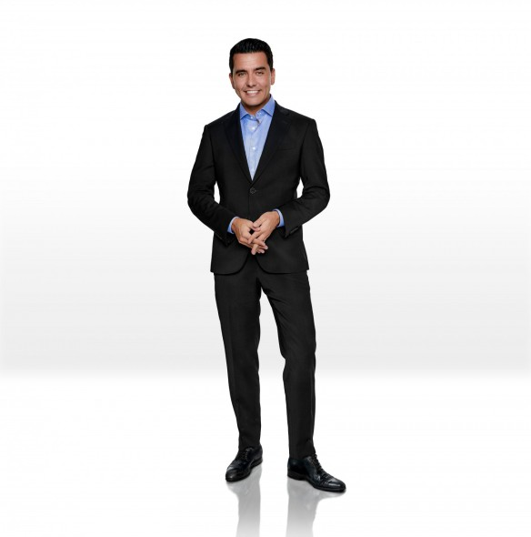 Eurovision 2020 presenter Jan Smit