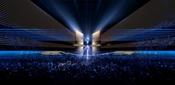 Eurovision 2020 stage design2