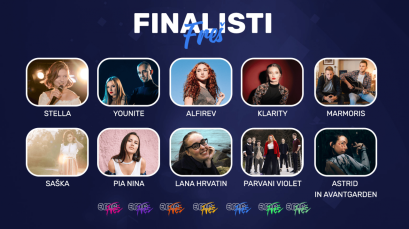 Finalists 'EMA FREŠ' 2020