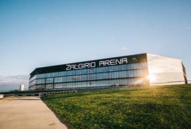 """""""Žalgirio"""" Arena"""