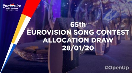 The Allocation Draw & Host City Insignia will be broadcast live from Rotterdam on 28 January 2020