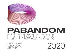 """""""Pabandom iš naujo!"""" 2020"""
