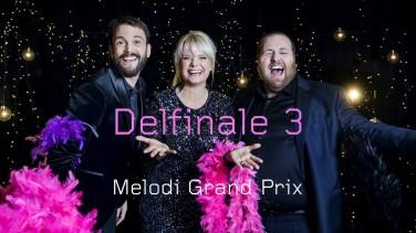Melodi Grand Prix 2020 - Delfinale 3