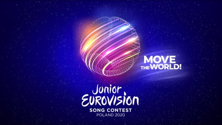 #MoveTheWorld is the slogan for Junior Eurovision 2020
